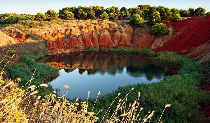 Bauxite Lake