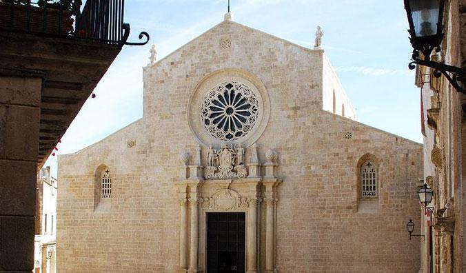 The Church of Santa Maria dei Martiri