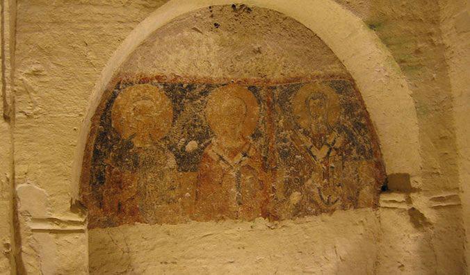 Crypt of San Salvatore