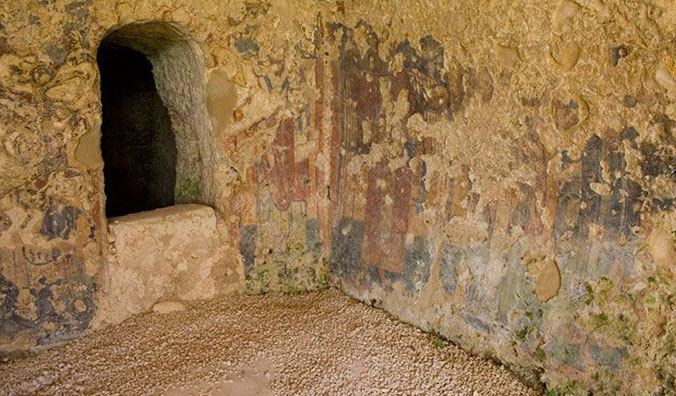 Cripta bizantina di Sant'Angelo