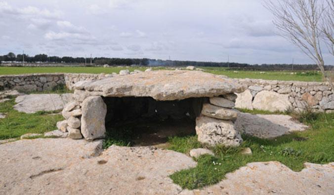 dolmen preistorico