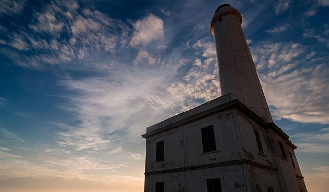 Palascìa Lighthouse